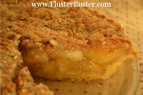 ... Buster: The Perfect Apple Pie Filling Meets The Perfect Pie Crust