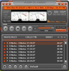 برنامج تشغيل جميع صيغ الصوت download aimp