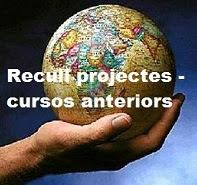 Projectes interdisciplinars