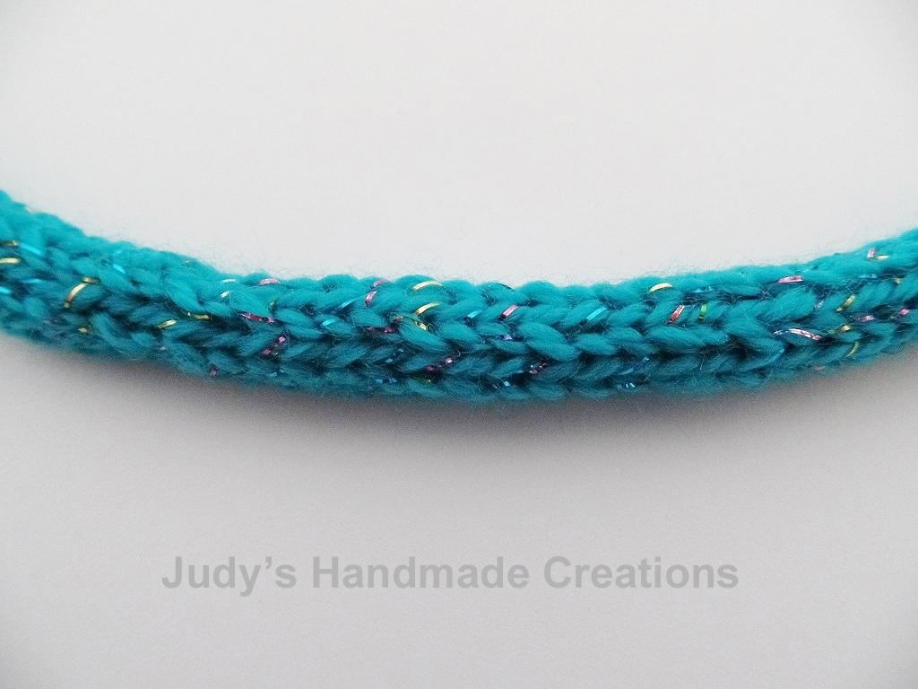 judy s handmade creations knitted bracelet