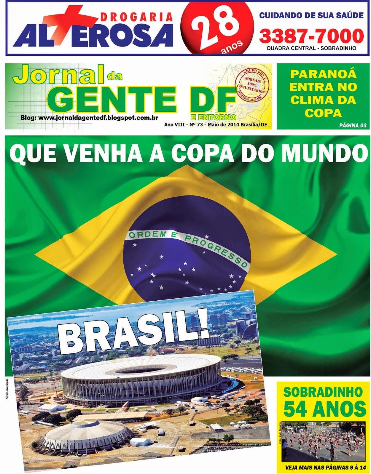 JORNAL DA GENTE DF - MAIO