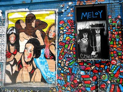 New York City Graffiti Photos