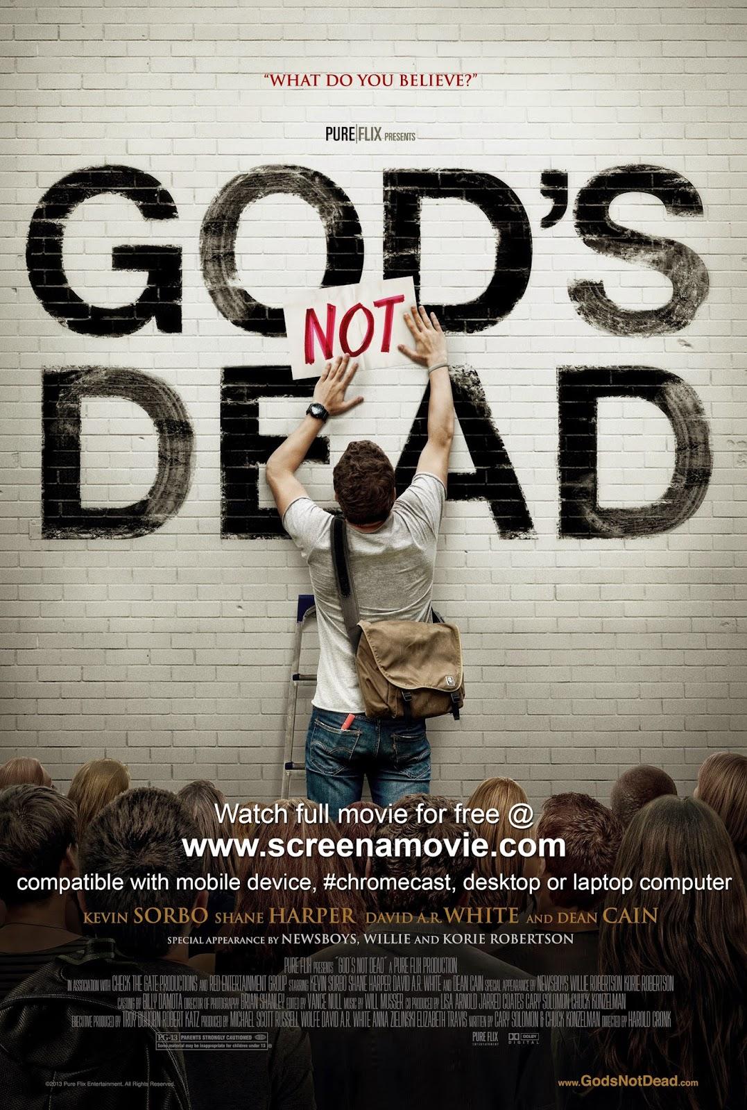 God's Not Dead_@screenamovie
