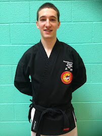 Sensei Simon Ainsworth
