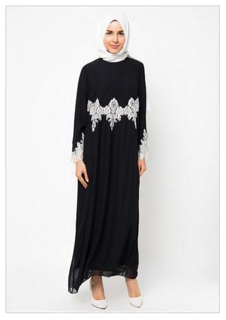 Contoh Foto Baju Muslim Modern Terbaru 2016 Trend Baju