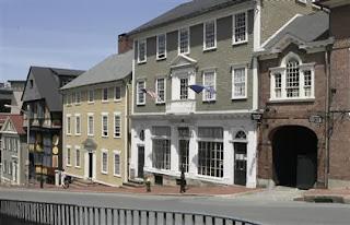 Seril Dodge House, Thomas St., Providence RI.