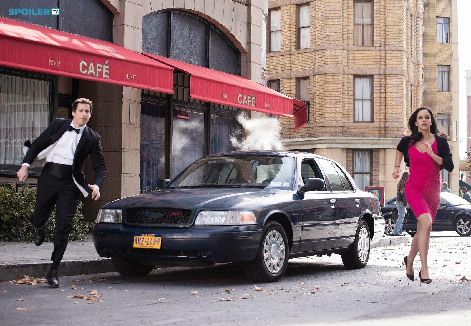 Brooklyn Nine-Nine - Boyle-Linetti Wedding - Advance Preview + Teasers