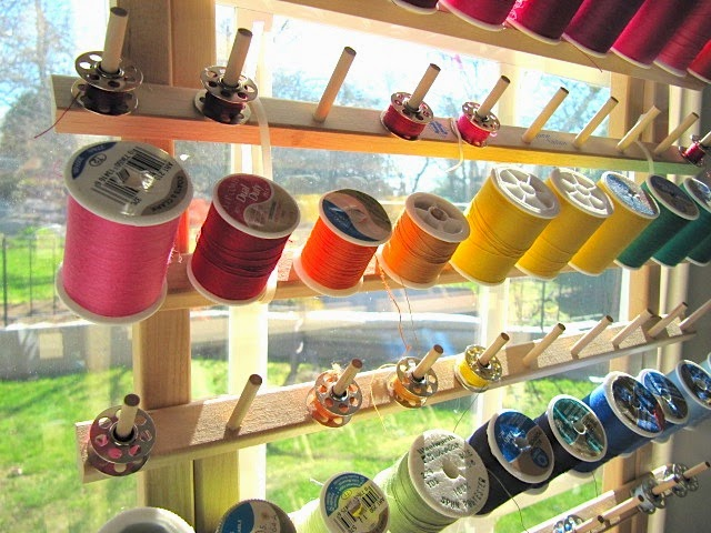 thread organizing