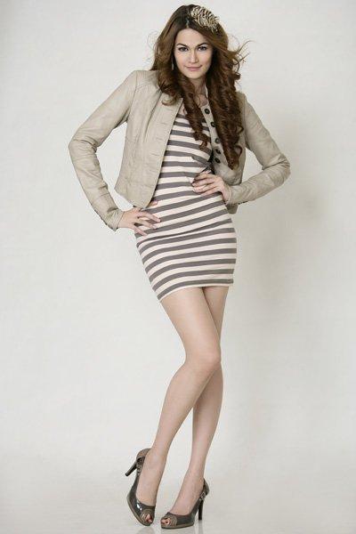 Intip Model Cantik Dan Seksi Sabai Morscheck [ www.BlogApaAja.com ]