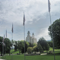 Manti Mormon Temple