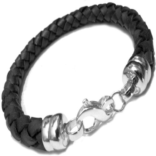 Mens Leather Bracelet Tropicari9