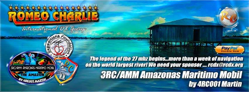 Amazon project Dxpedition