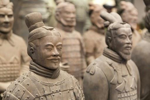 first emperor terracotta army - Encuentran la tumba de la abuela del Primer Emperador de China