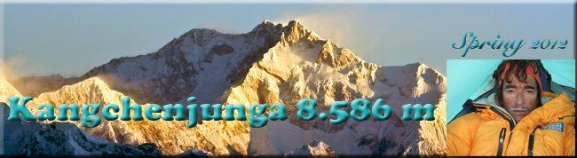 Kangchenjunga 2012