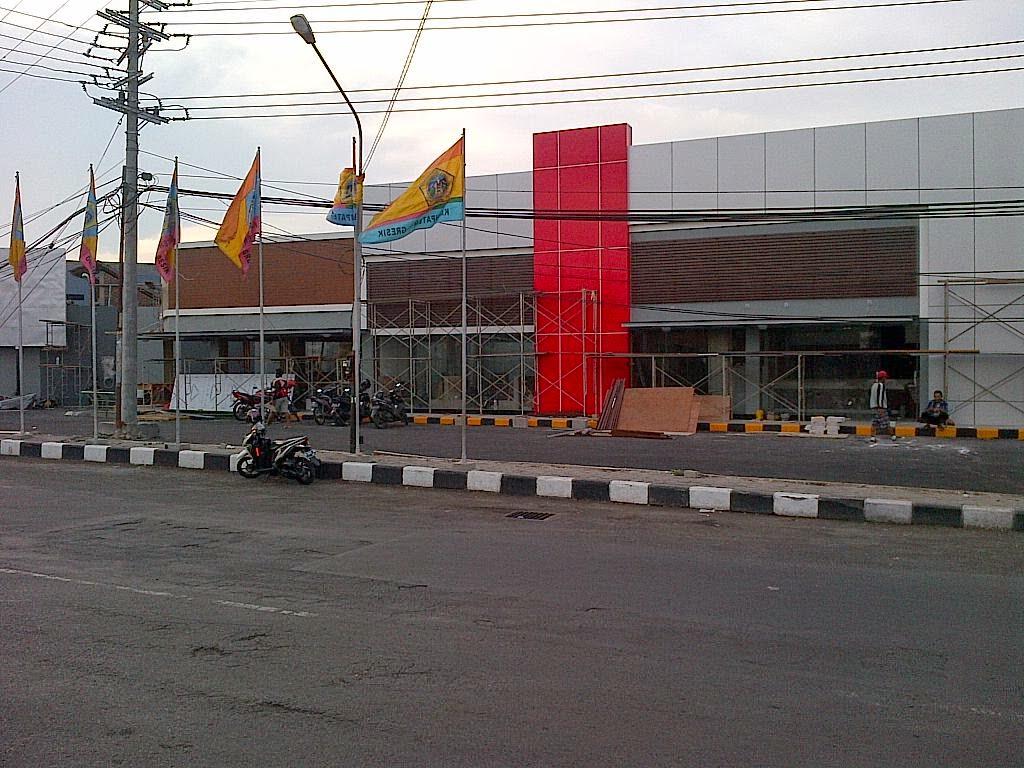 Proyek Pembangunan City9 di jalan Dr Wahidin SH