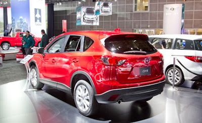 2014 Mazda CX 5 Review