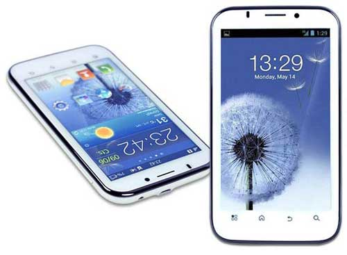 Advan Vandroid S5 Hp Android ICS mirip samsung galaxy note