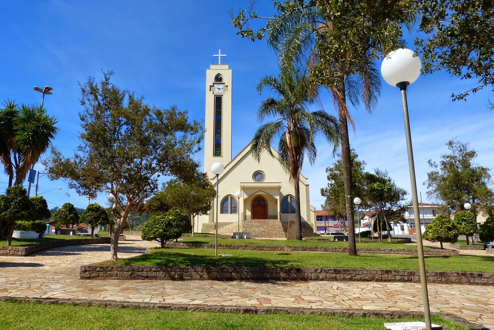Igreja de São Sebastião em Itapeva MG