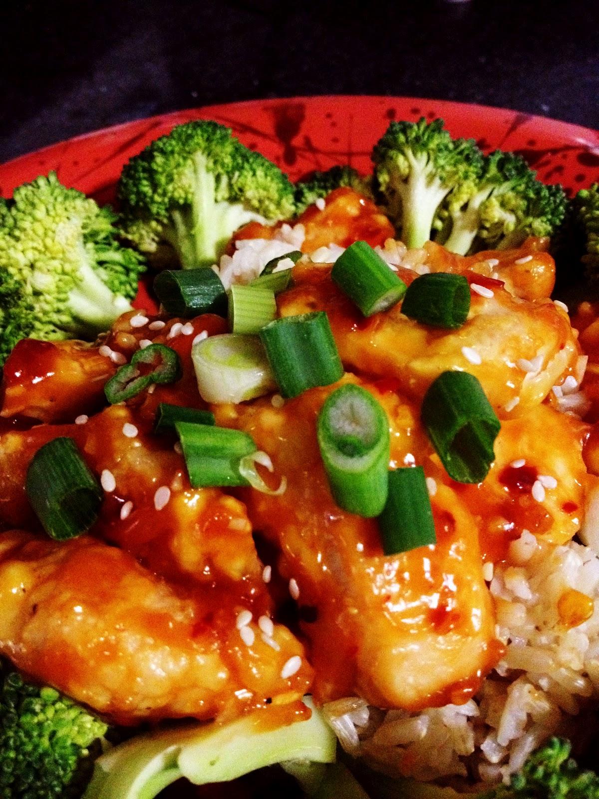 Whole Foods General Tso Chicken Recipe