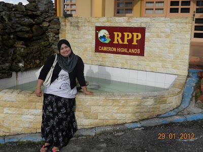 ::Cameron Highlands ~ Percutian Tamat, Jom Balik::