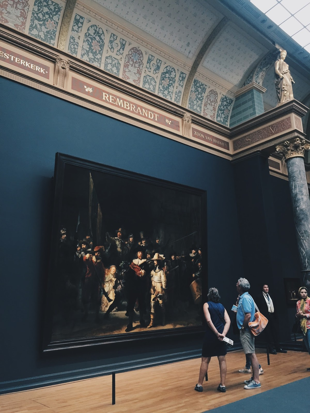 Rijksmuseum amsterdam - the Night Watch - Rembrandt van Rijn