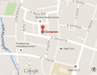 https://www.google.com/maps/dir//Cinnamon,+JL.+Cempaka,+No.+32+Deresan+%28Timur+percetakan+Kanisius%29,+Yogyakarta,+Indonesia/@-7.7926845,110.3812317,17z/data=!4m12!1m3!3m2!1s0x2e7a59d5a97dc51b:0x33f32d549a1994d!2sCinnamon!4m7!1m0!1m5!1m1!1s0x2e7a59d5a97dc51b:0x33f32d549a1994d!2m2!1d110.381736!2d-7.793014