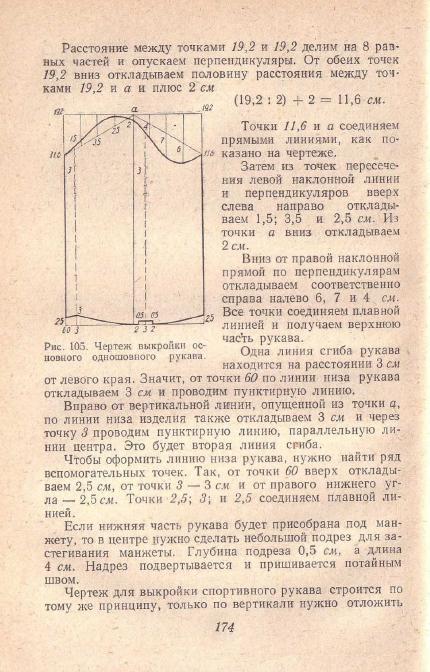 Что такое ширина проймы на женском платье