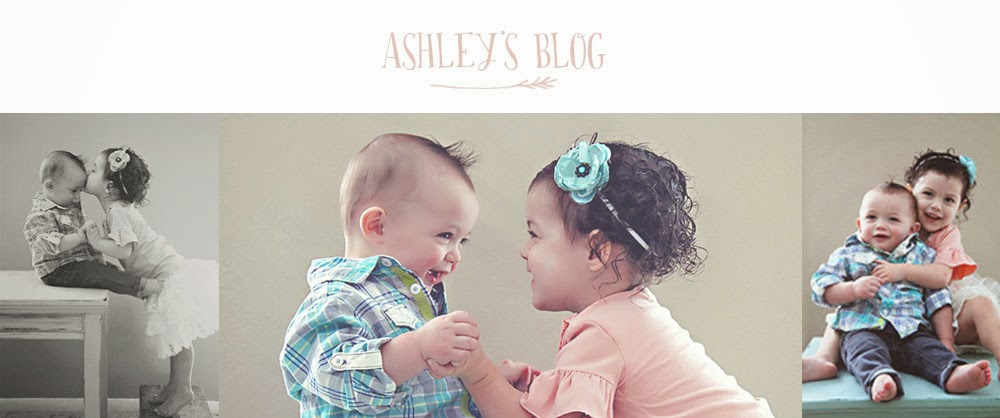 ashley's blog