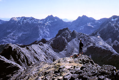 Cuillin Hills Scotland Attractions