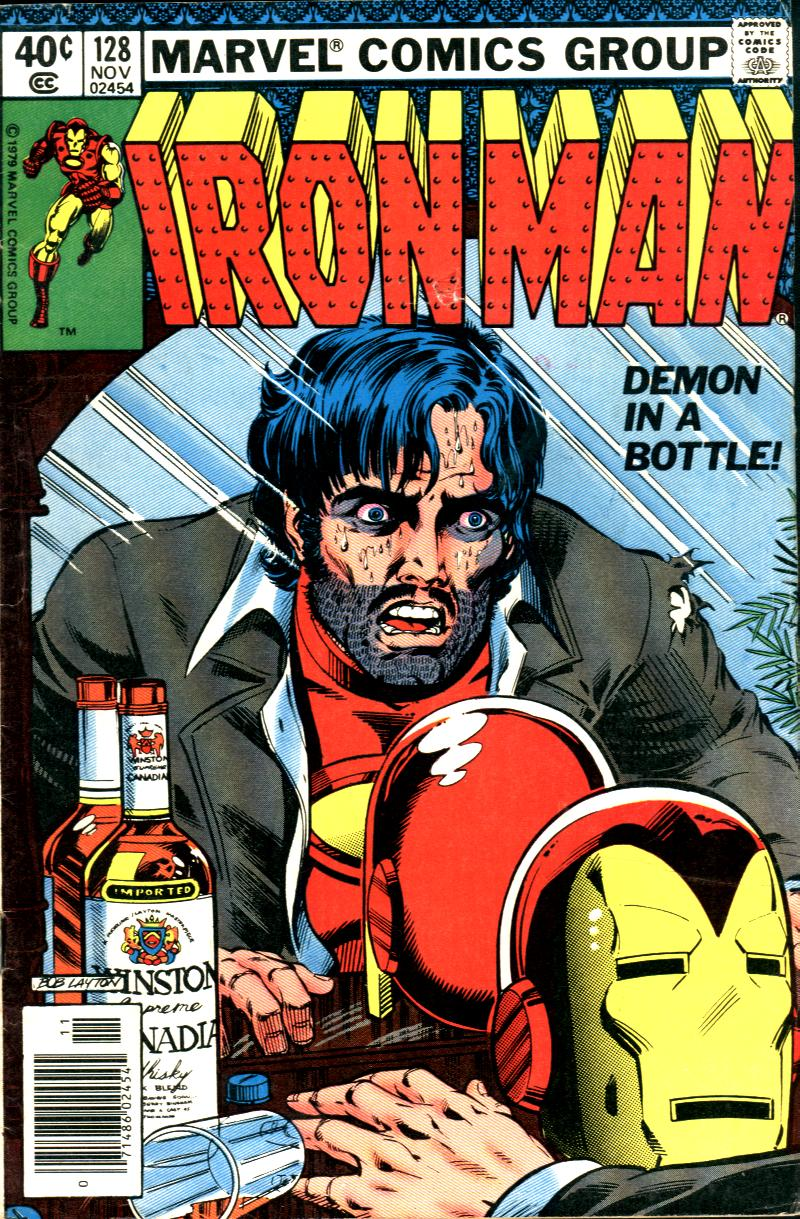 iron man demon in a bottle pdf