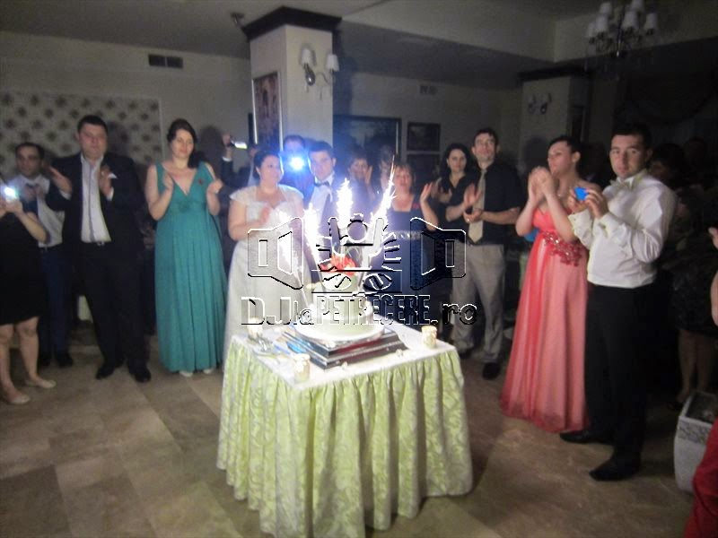 Nunta la Restaurant Britannia cu DJ Cristian Niculici 7