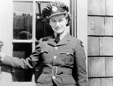Marie Pelgrom - RCAF Women's Division
