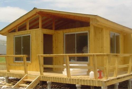 Mapesaperu casetas y m dulos prefabricados casas - Modulos prefabricados para viviendas ...