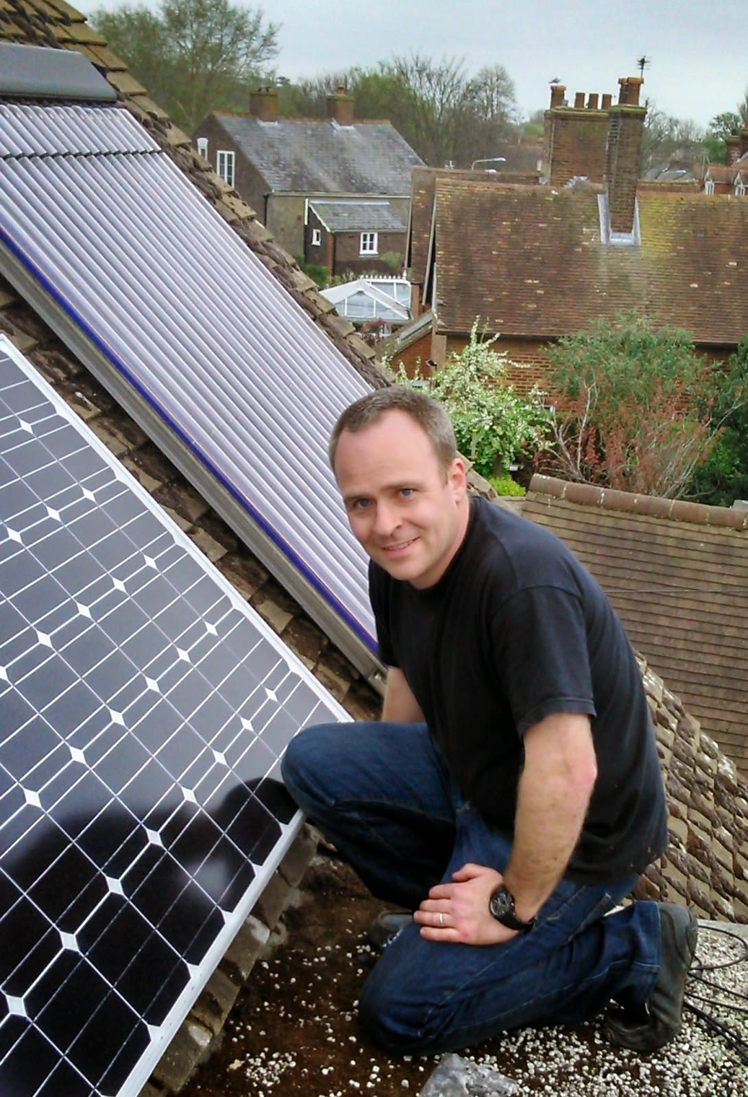 Peplers In Rye Off Grid Solar Pv Upgrade 750w To 1 250w