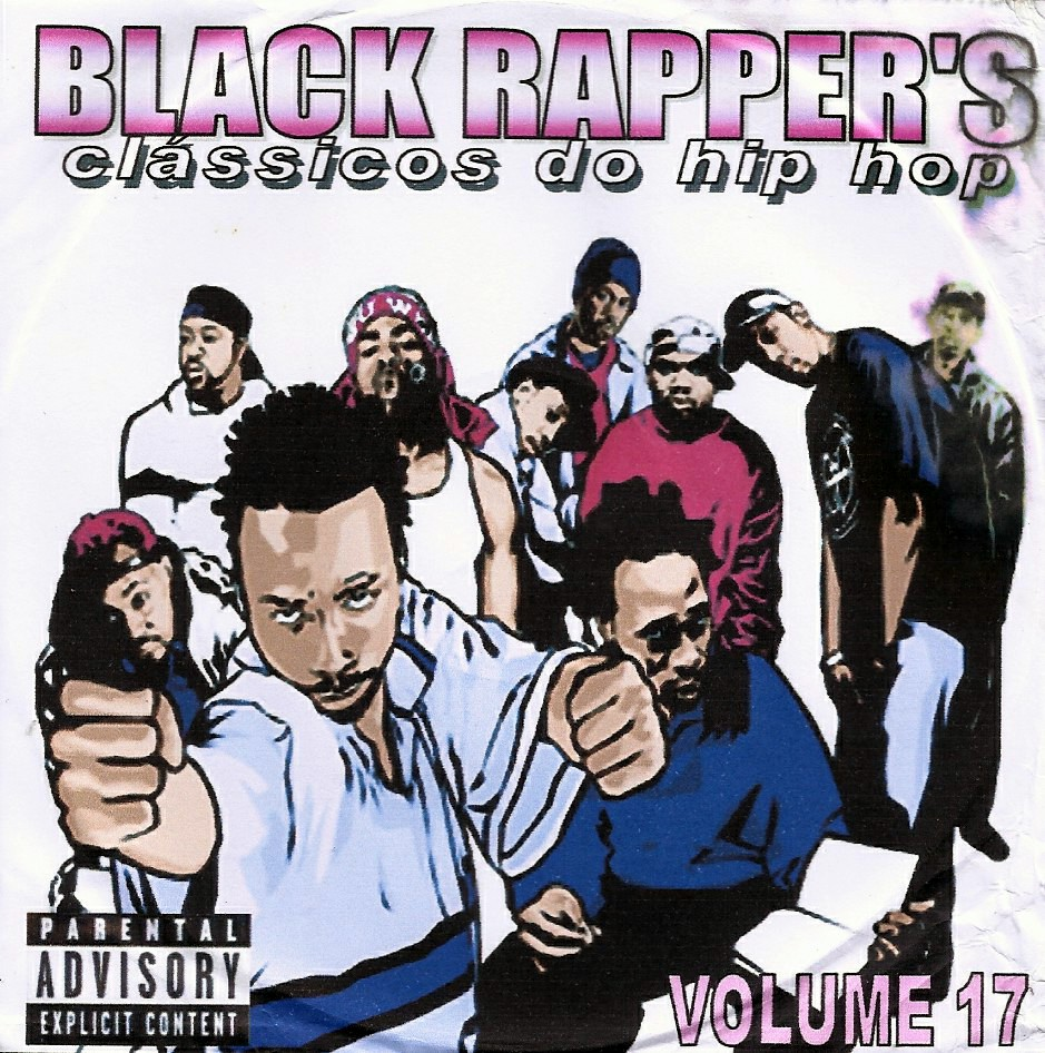 BLACK RAPPERS VOLUME 17