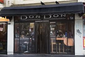Don Don Swanston Street, Melbourne