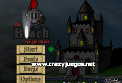 Jugar  The Black Knight Rises