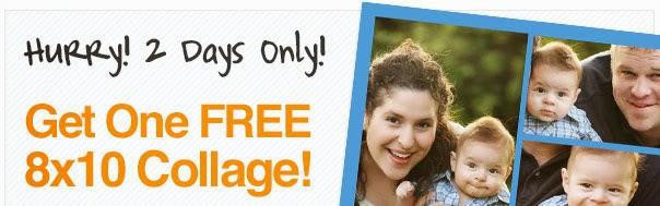 CVS Free 8x10 Collage