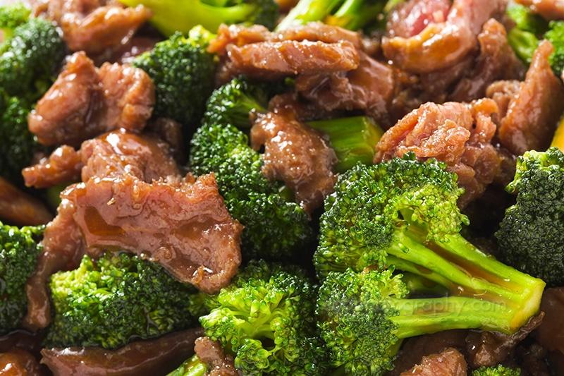 Broccoli Beef Recipes — Dishmaps