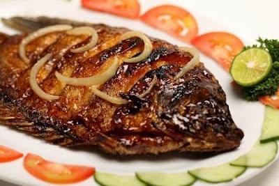 selalu jadi hidangan yang pas untuk segala macam suasana Resep Ikan Bakar Pedas Manis