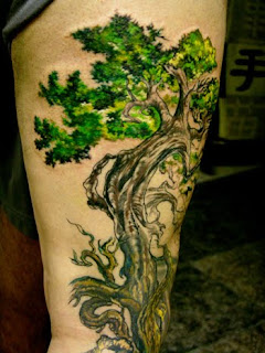 Tree Tattoo Designs