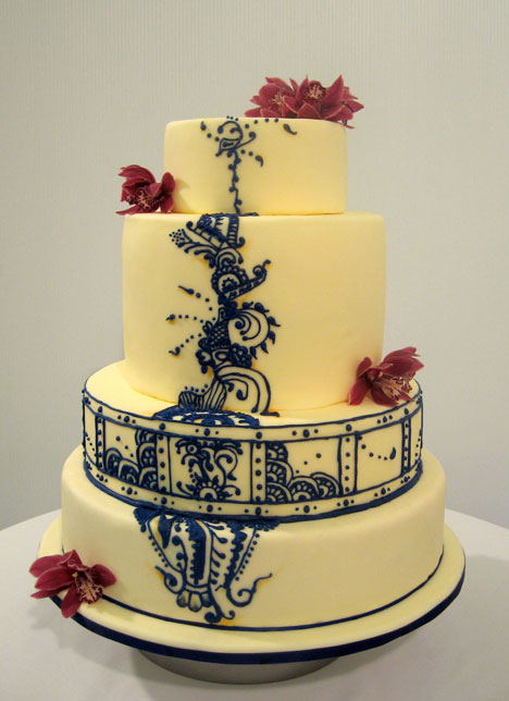 Unique Cake Designs For Wedding : Wedding Inspiration: Unique Wedding Cakes