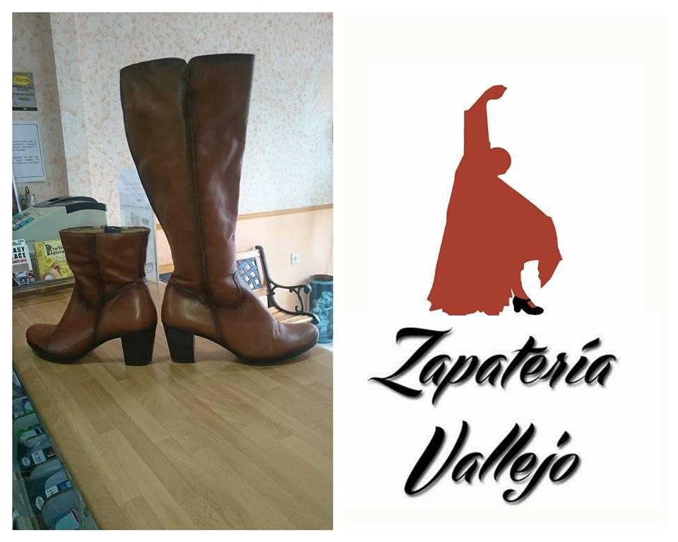 Cambio de botas a botines
