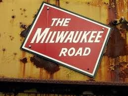 Milwaukee Road herald
