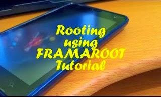 Framaroot - Cara Root Semua Android