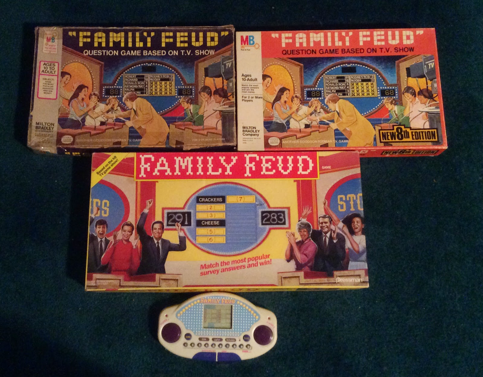 family feud disney edition instructions