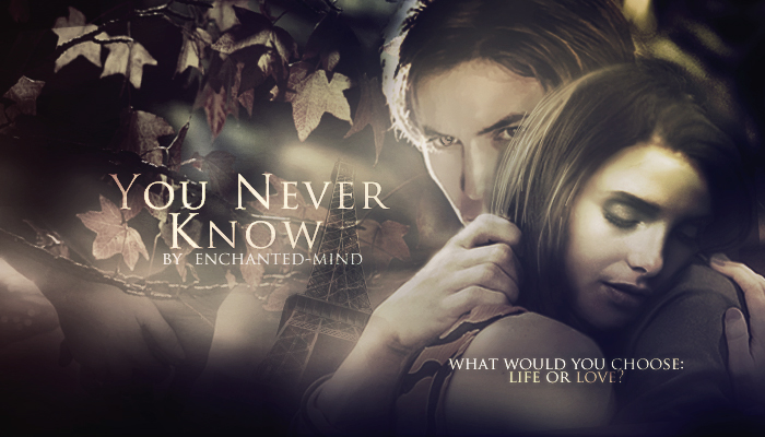You Never Know banner