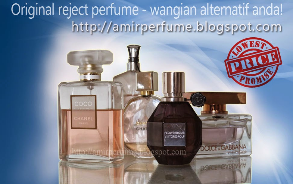 apa itu original reject perfume