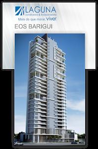 EOS Barigui - Piso aquecido Hotfloor nas salas, quartos e banheiros