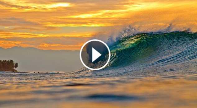 HAWAII IV Damian Hobgood Kelly Slater